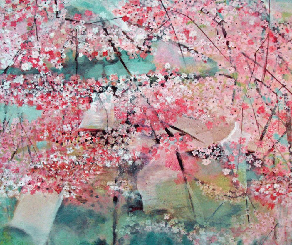 Angelika Bläser Painting